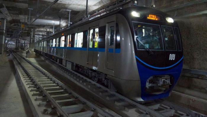 Mrt Jakarta Mulai Beroperasi Resmi Di Akhir Maret 2019 Trenasia