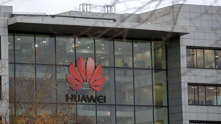 Huawei di Inggris