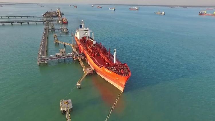 Pembangunan Pelabuhan di Gresik