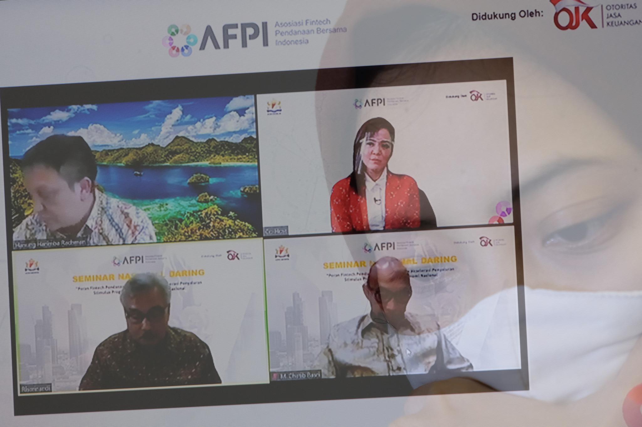 AFPI dan Kadin Indonesia: Fintech Lending Siap Bantu ...