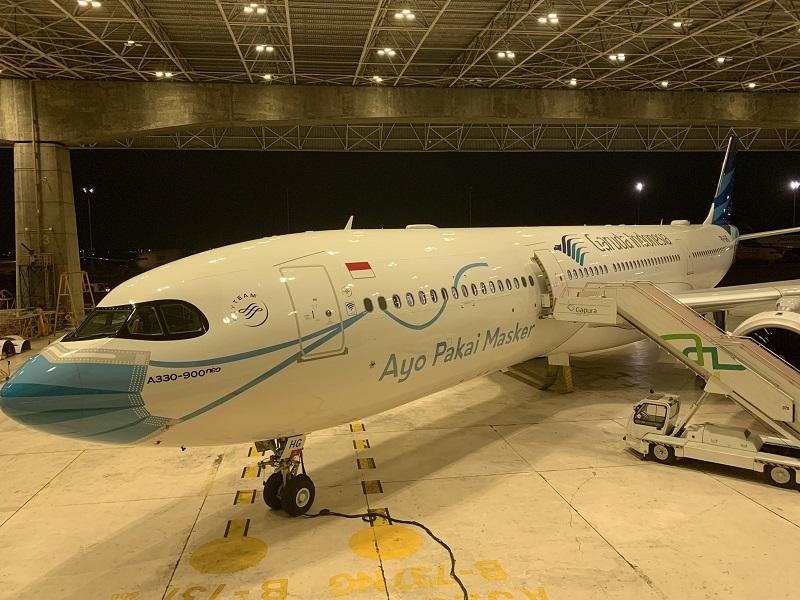 Hore Disubsidi Diskon Tiket Pesawat Garuda Resmi Berlaku Trenasia